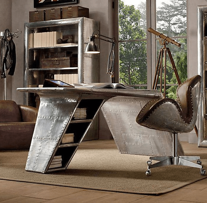 Aviator Furniture for teh Aeronautical Addict